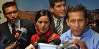 Ollanta le mandó su 'chiquita' a Verónika Mendoza