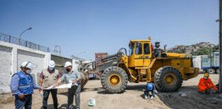 Inician construcción de segunda planta de oxígeno en el Rímac