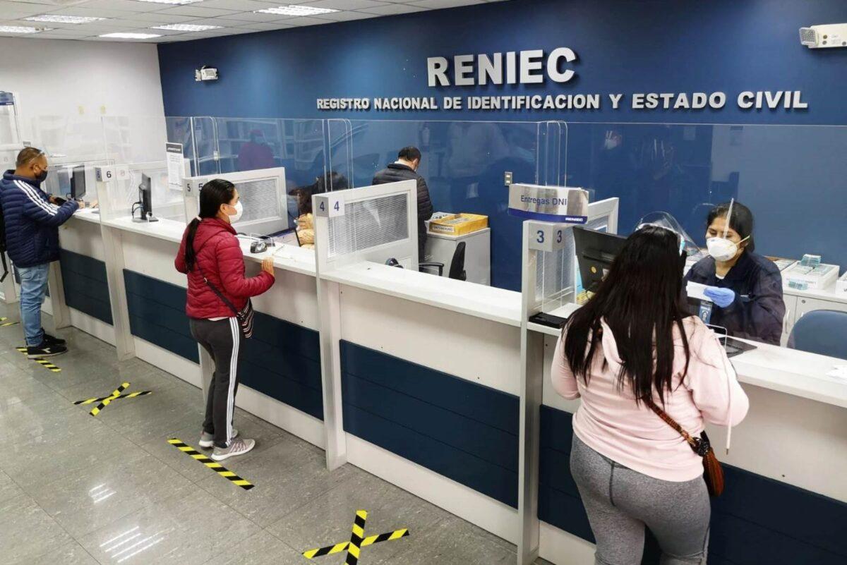 Reniec entrega información para otorgamiento del bono Yanapay