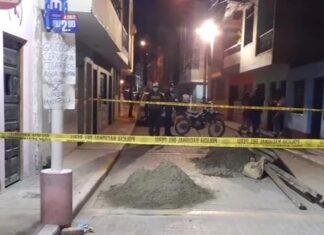 Feroz tiroteo dejó un muerto y un herido en el Callao