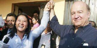 Keiko Fujimori y Hernando de Soto