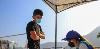 Más de 200 jóvenes de Ate acceden a pruebas de descarte Covid-19