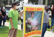 Familiares piden justicia contra clínica Montefiori por dejar en coma a paciente