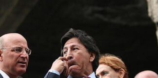 Avraham Dan On, exjefe de seguridad de Alejandro Toledo