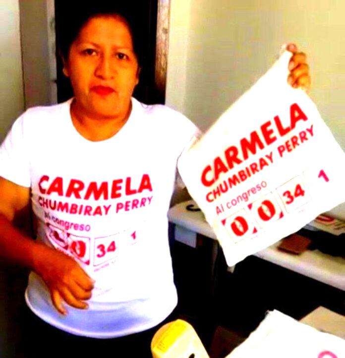 Carmela Chumbiray