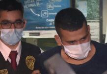 Taxista venezolano incrustó un desarmador en la frente a un menor