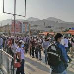 Vecinos bloquean vía del Metropolitano durante protesta