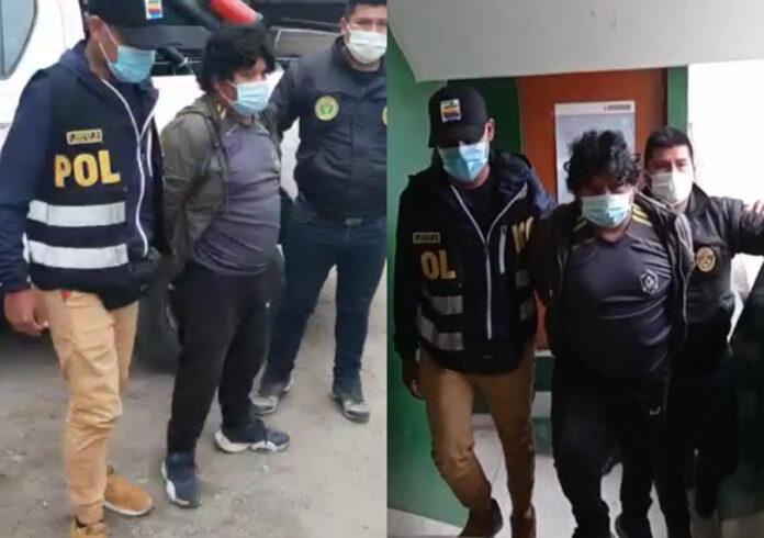 "Capturan a ""Samurái"" tras participar de crimen en Villa El Salvador"