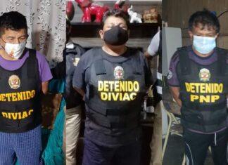 """""""Los ligeros del Sur"""" caen en operativo con 350 policías"""