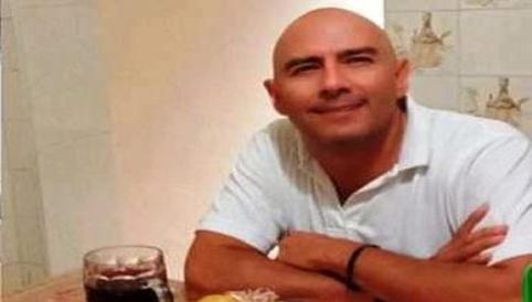 César Óscar La Barrera Martínez