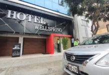 Matan a vigilante de hotel al tratar de intervenir en escandalo de pareja