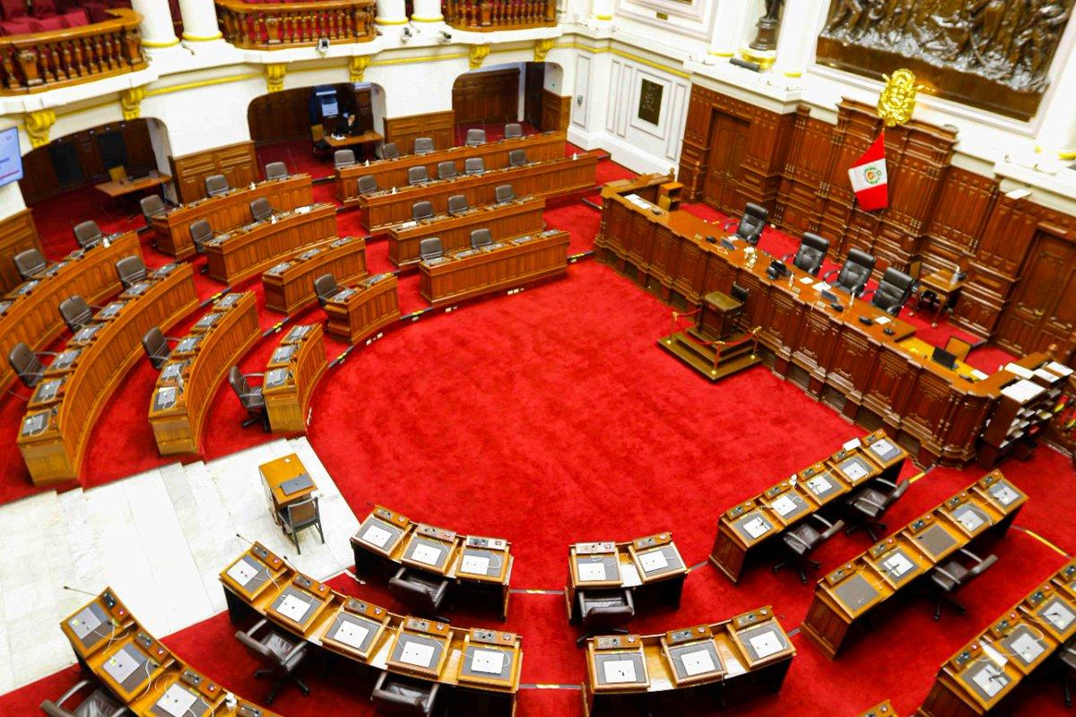 Legisladores de Perú Libre nofueron a debate del control de precios