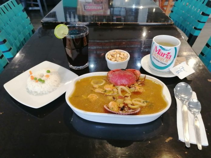 Sopa marina