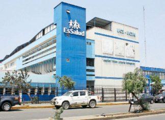 Hospital EsSalud Víctor Lazarte de Trujillo