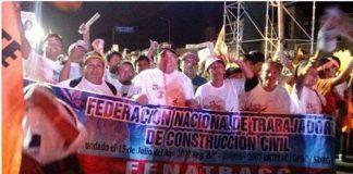 Federación de Trabajadores de Construcción Civil