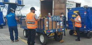 Minsa entrega más de 430 000 vacunas Sinopharm a nueve regiones