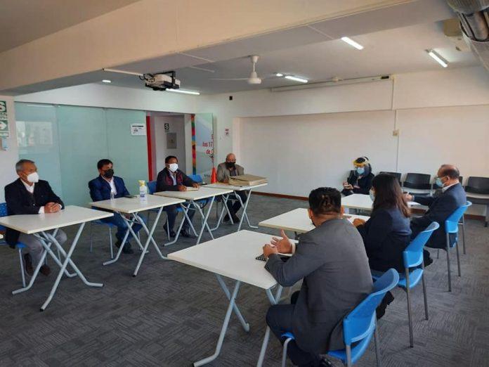 Arequipa rechaza dictamen de ley que recortaría su territorio
