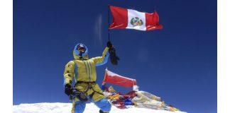 Llevarán la bandera peruana a lo más alto del Huascarán