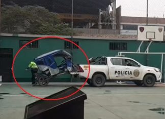 "En pleno asalto a pollería caen ""Los Petizos de Carabayllo"""
