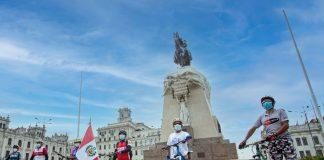 Pedaleando por el Bicentenario del Perú