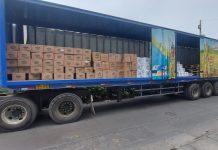 Mercadería valorizada por S/40 000 fue recuperada por PNP