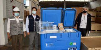 Minsa envía 43 toneladas de suministros médicos a regiones