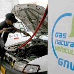 Gas Natural Vehicular