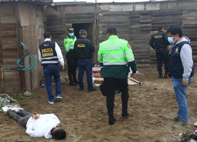 Detenidos por masacre de Ancón fueron los que dispararon según pruebas