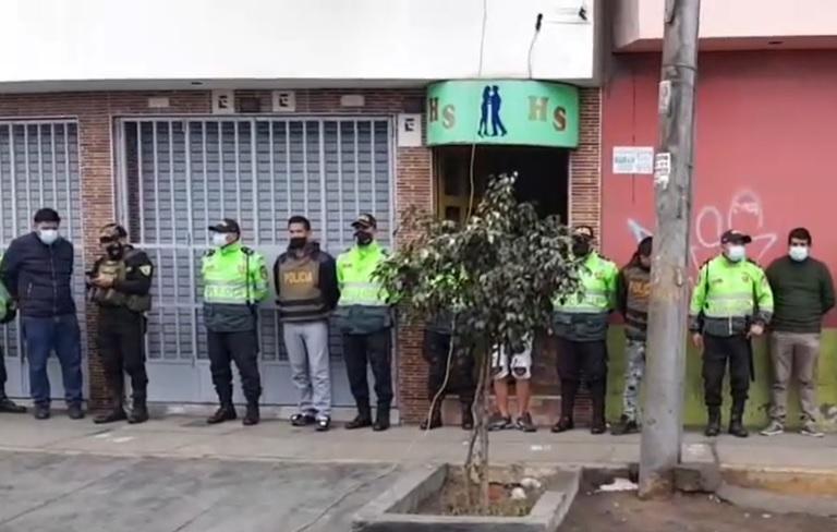Escuadrón Verde detuvo a 14 requisitoriados