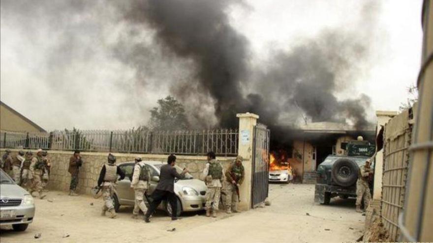 A EE.UU. se le acaba el tiempo para evacuar a sus soldados