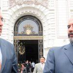 Jorge del Castillo y Mauricio Mulder