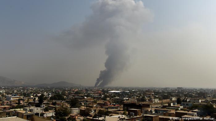 Explosiones en Kabul deja varias víctimas, incluyendo 12 militares de EE.UU.