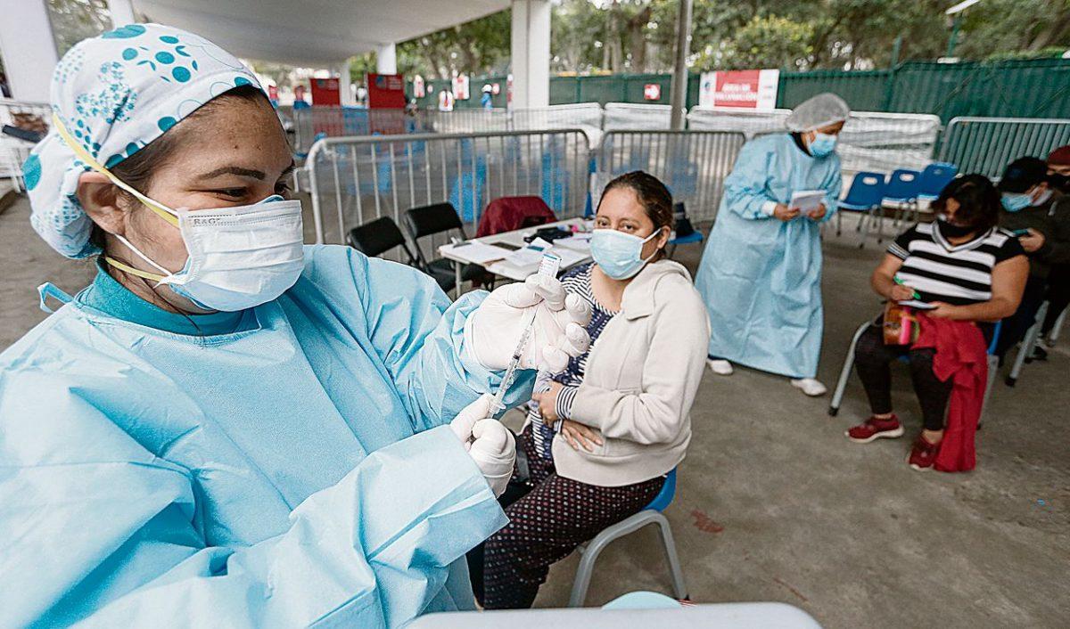 Sexto Vacunatón se realizará en 24 regiones