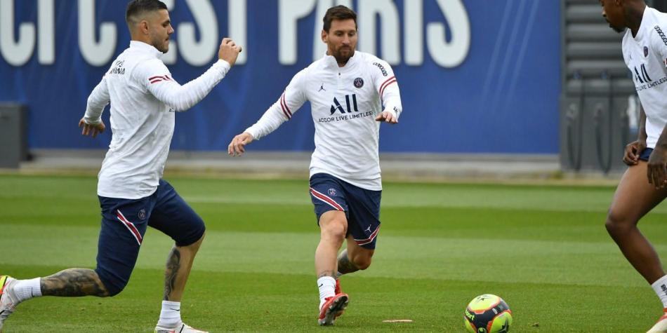 Se viene el debut de Messi en PSG