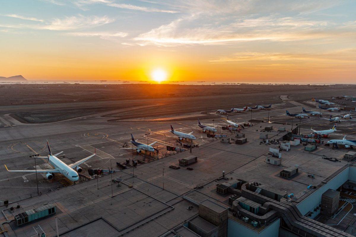 Aeropuerto Internacional Jorge Chávez utilizará energía 100% renovable