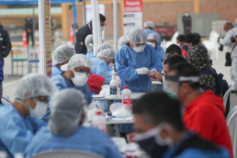 Minsa proyecta que hasta setiembre el 50% de la población estaría vacunada