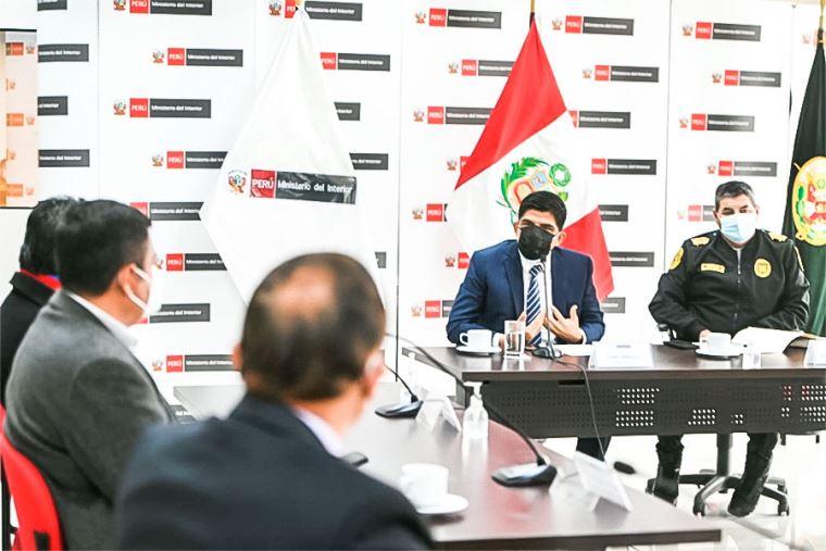 Anuncian instalación de oficina de Migraciones en Gamarra