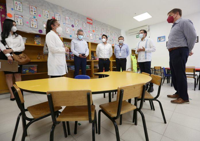 Regreso a clases en México: Refuerzan estancias infantiles con protocolos contra el COVID-19