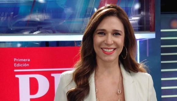 Verónica Linares habla del Antifujimorismo en Redes Sociales