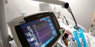 EE.UU. volvió a superar los 100 mil hospitalizados por Covid-19