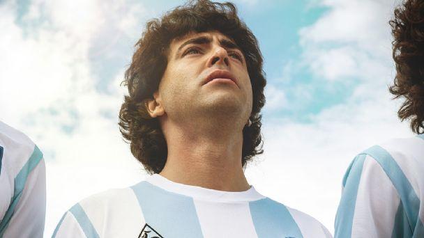 La serie de Maradona ya tiene fecha de estreno