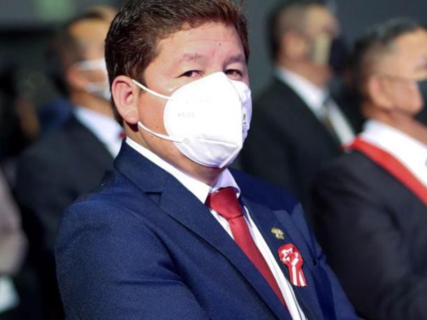 Bellido anuncia que presupuesto 2022 priorizará salud, educación y agricultura