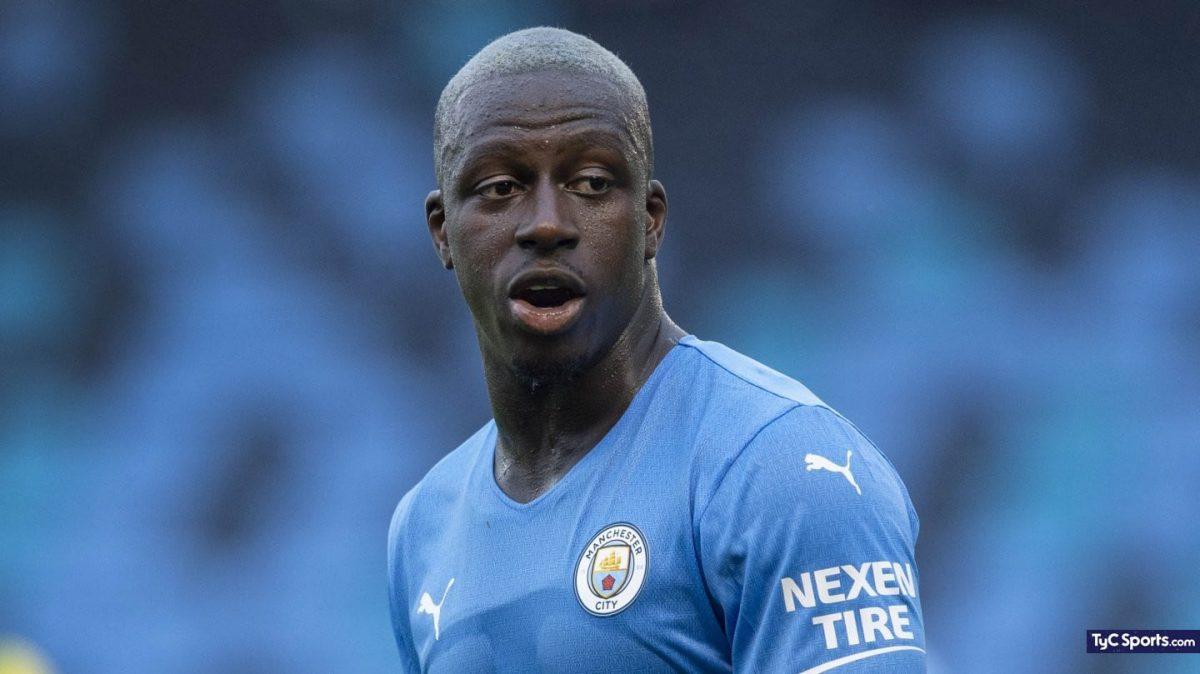 Benjamin Mendy del Manchester City es acusado de agresión sexual