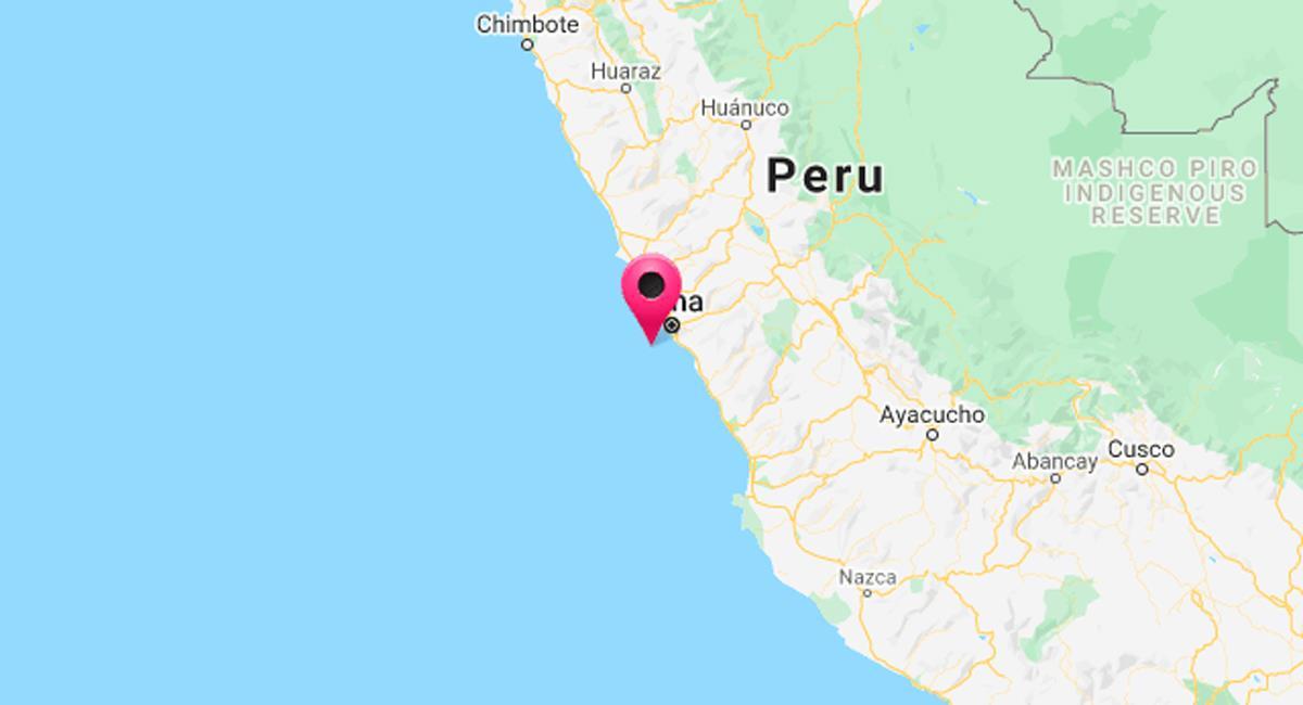 Sismo de 5.1 sacudió a Lima y Callao esta madrugada