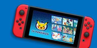 La aplicación de Pokemón TV ya está disponible en Nintendo Switch