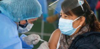 El viceministro del Minsa dijo que persistirán con el cierre de las brechas de la vacunación en regiones y reducirán los rangos de edad.
