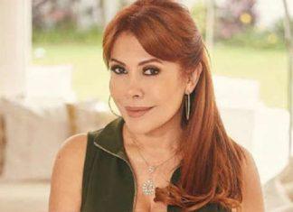 """El """"ampay"""" fue un término que ganó popularidad gracias a la periodista de espectáculos Magaly Medina."""