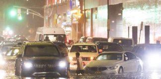 Inundaciones en New York dejan 13 fallecidos
