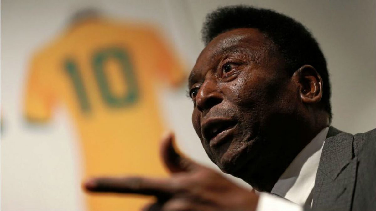 Pelé confirmó que le extirparon un tumor en el colón