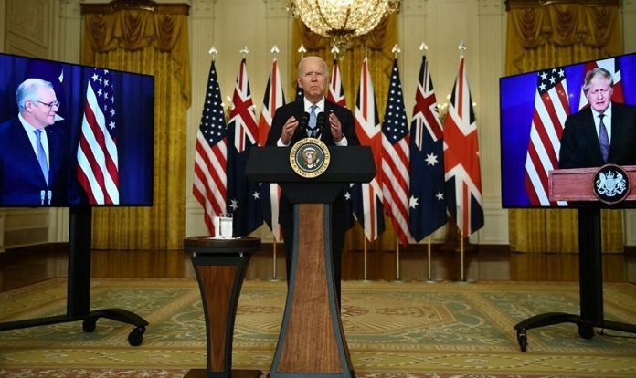 Estados Unidos, Australia y el Reino Unido hacen pacto histórico para hacerle frente a China